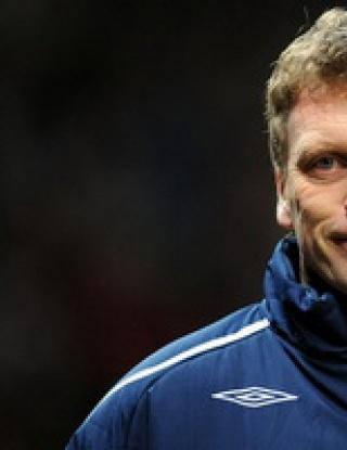 Дейвид Мойс е мениджърът на годината в Англия