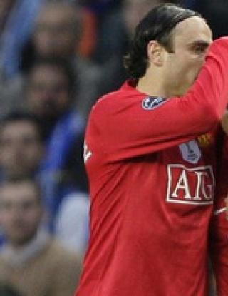 Кристиано Роналдо тренира дузпи, Бербо неуверен от бялата точка