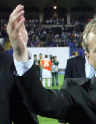 Гриша Ганчев плаща двойно за бой над ЦСКА
