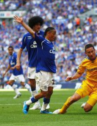 ФА Къп финал: Челси - Евертън - 2:1 (видео)
