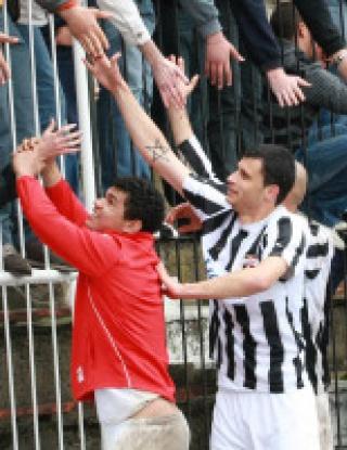 Играчите на Локо Пловдив отрекоха за бойкот на дербито