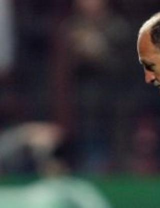 Луиш Фелипе Сколари стана треньор в узбекистански тим