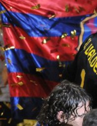 Виктор Валдес отказа на Барселона, стражът пред трансфер в Англия