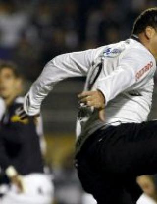 Роналдо с гол в първия финал за Купата на Бразилия