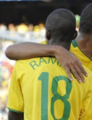 Бразилска класика срещу САЩ
