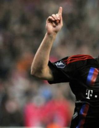 Зизу: Франк Рибери е най-добрият футболист в света