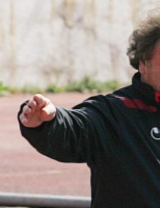 Кондиционният треньор на ЦСКА напусна клуба
