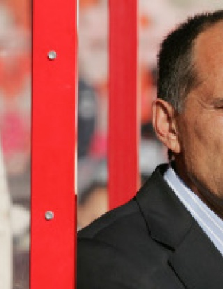 Садъков заведе 22-а футболисти на лагер в Банско