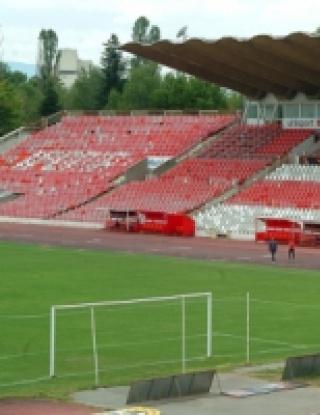 ЦСКА остава без стадион за шампионата