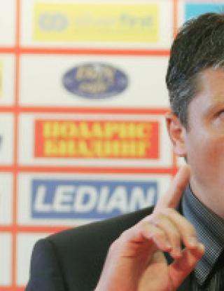 Пенев: В добра форма сме, оптимист съм за Локо Пловдив