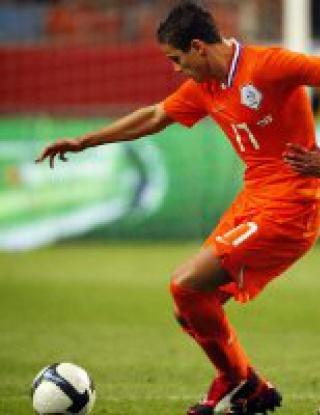 Холандия - Англия - 2:2 (видео)