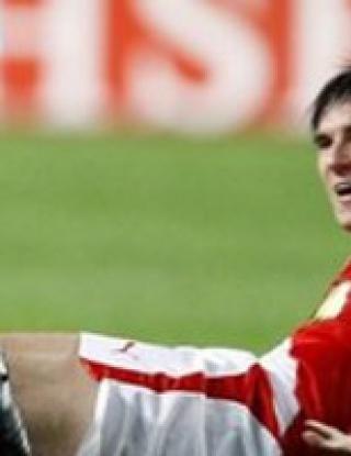 Хърватски национал подписа с Ред Бул Залцбург