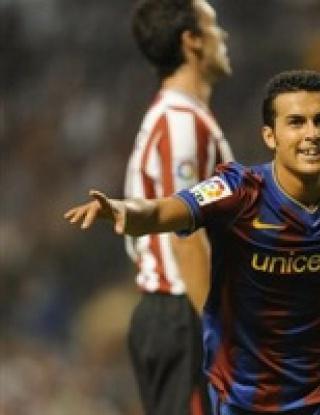 Педро Родригес: Меси е най-добрият, благодаря му за паса