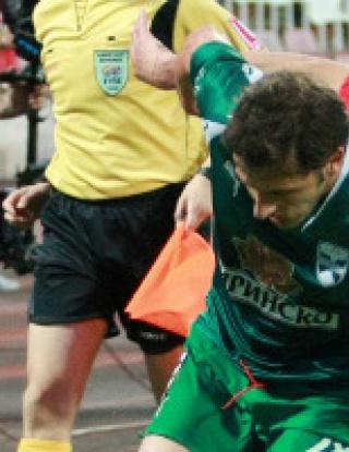 Пирин и ЦСКА ще играят в Кюстендил