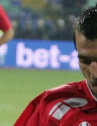 Минев отпадна от групата на ЦСКА за мача с Пирин