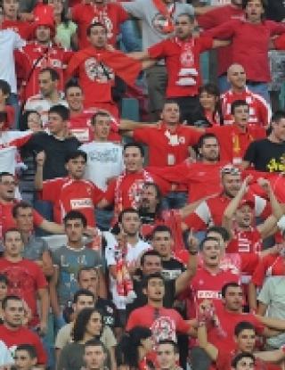 Билетите за ЦСКА-Фулъм се продават като топъл хляб