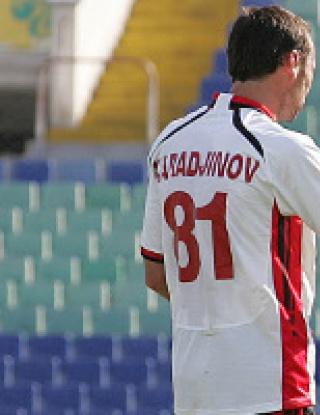 Караджинов: По-лесно е да биеш Левски, отколкото Спортист
