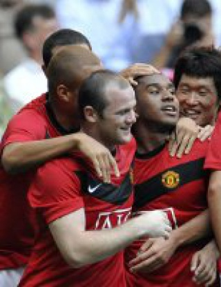 Бешикташ - Манчестър Юнайтед 0:1 (видео)
