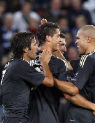 Създадохме един грандиозен Реал Мадрид