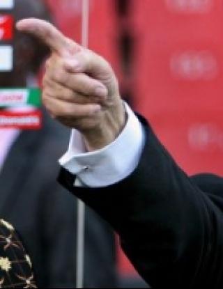 Сеп Блатер иска още един мандат начело на ФИФА