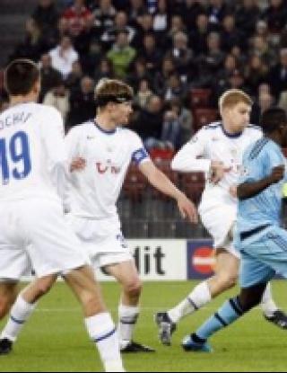 Цюрих - Олимпик Марсилия - 0:1 (видео)