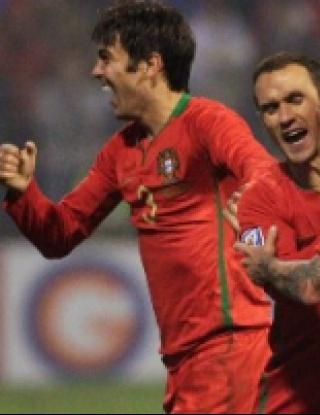 Bосна и Херцеговина - Португалия - 0:1 (видео)