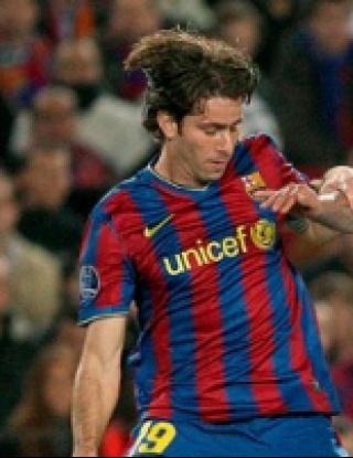 Барселона - Интер - 2:0 (видео)