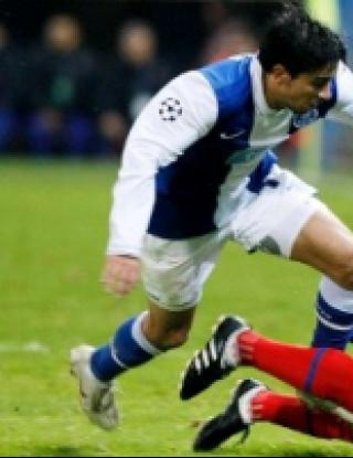 Атлетико Мадрид - Порто - 0:3 (видео)