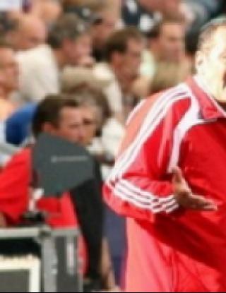 Волфсбург сменя Фее със Стевенс?