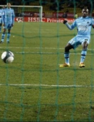 Марсилия с трудна победа над Монако