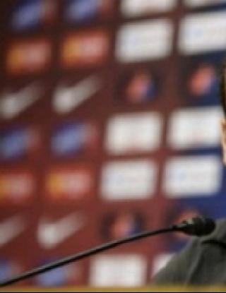 Гуардиола иска вратаря на Атлетико Мадрид в Барса