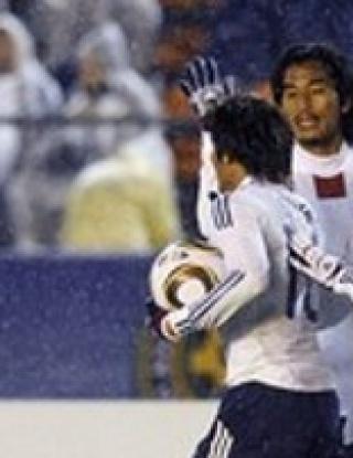 Антич: Япония трудно ще прескочи групата си