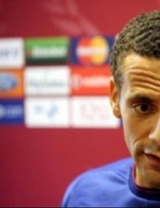 Рио готов да играе за първия отбор на Юнайтед