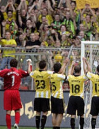 Борусия Дортмунд взе млада звезда на немския футбол