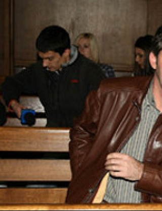 Костадинов даде показания по делото на Томов