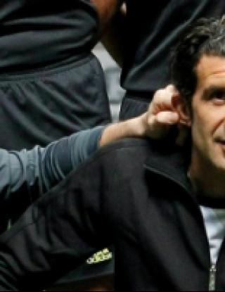 Луиш Фиго: Интер си е добре и без Жозе