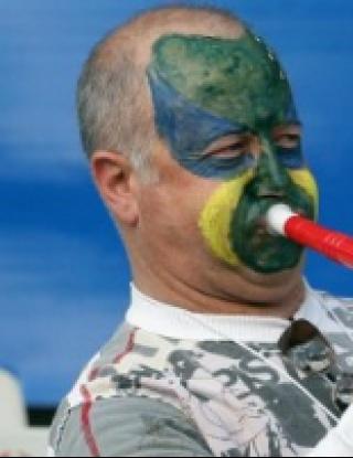 Забраниха вувузелите на световното по хокей в София