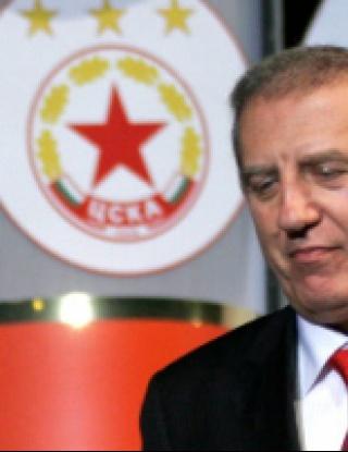 Сашо Томов съди ЦСКА заради себе си
