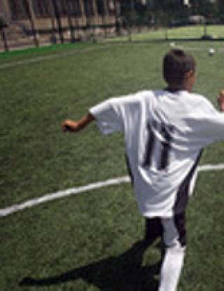 """""""Аз обичам спорта"""" зарадва отново децата на Благоевград"""