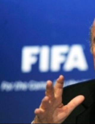 Блатер: Няма криза във ФИФА