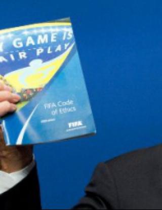 Transparency International: ФИФА трябва незабавно да отложи изборите
