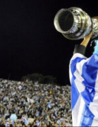Кои бяха героите на Копа Америка 2011?
