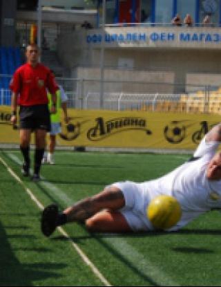 Ариана Аматьорска Лига протича с оспорвани мачове в Бургас