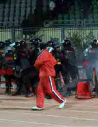 Уволниха цялото ръководство на футболния съюз на Египет