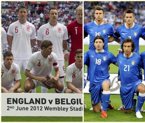 Потенциалните неудачници на Евро 2012