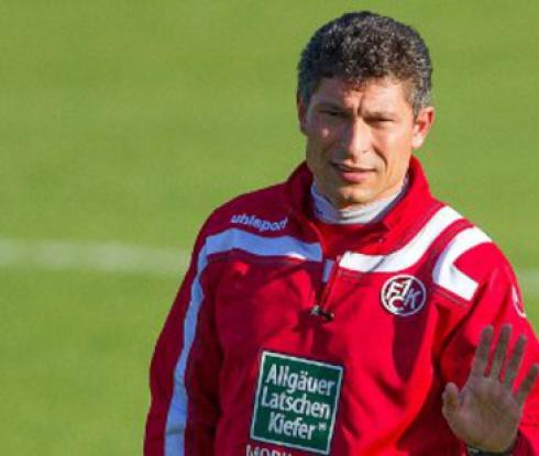 Балъков искан за треньор в Испания