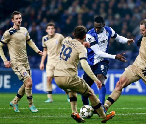 Порто с драматичен успех срещу Брага
