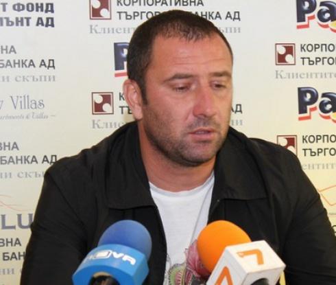 Кривия: Сменихме Спасов, защото се развихме в регрес