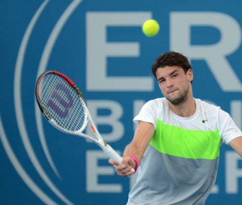 Григор Димитров се надява да влезе в топ 30 до края на 2013 година