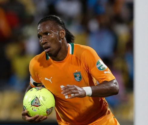 Дрогба не попадна в състава на Кот д'Ивоар